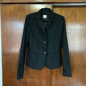 Gap Academy Blazer Black NWOT 8 Tall